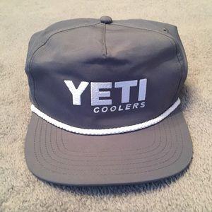 Yeti coolers SnapBack hat